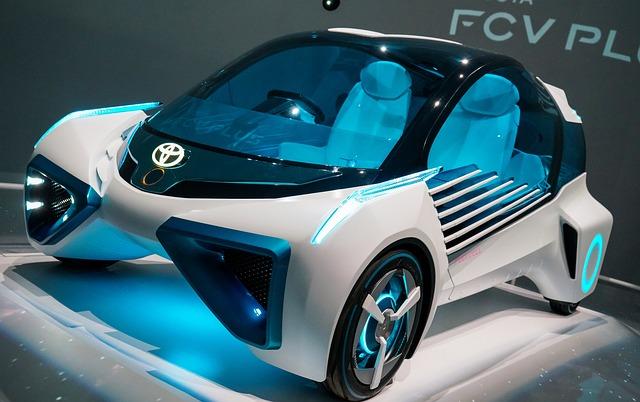 koncept vozu