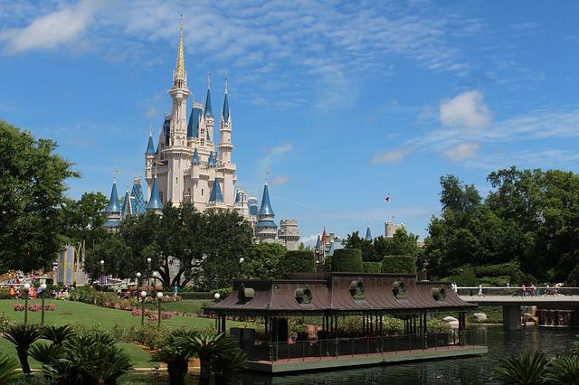 Walt Disney svět