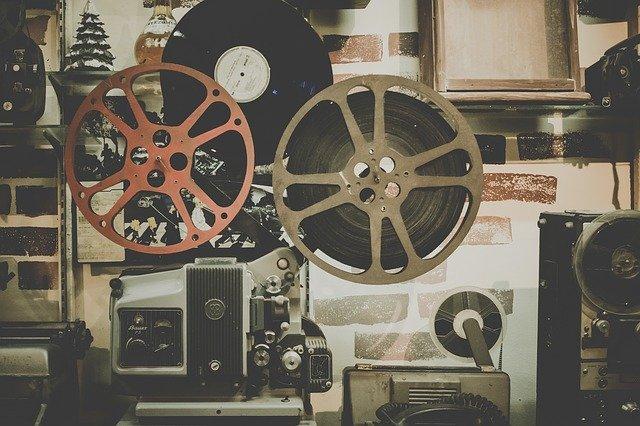 retro projektor